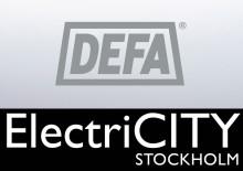 DEFA blir en del av ElectriCITY