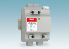 Powerful PV overvoltage protection