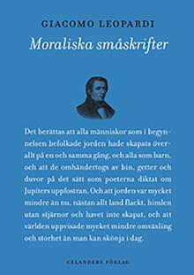 Giacomo Leopardis Moraliska småskrifter