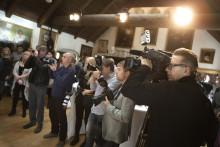 PRESSKONFERENS: Vilka nomineras till Stora Journalistpriset 2017?