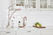 Sanova lanserar nytänkande köksblandare – både i design och funktion