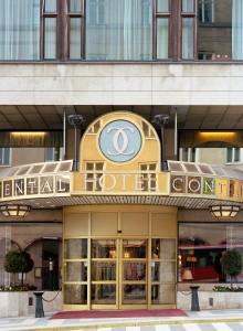 En hotellklassiker tackar för sig - 21 december stänger Scandic Continental