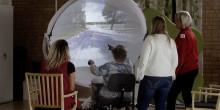 Ny film från Google uppmärksammar innovationsprojekt från Hälsoteknikcentrum Halland