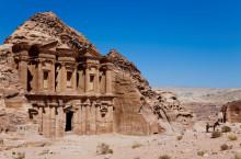 Upplev 30 av Jordaniens historiska underverk på Google Maps