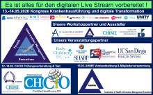13.-14.05.2020: Krankenhausführung und digitale Transformation im digital Live-Stream