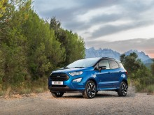 Neuer Ford EcoSport: Verbesserte Qualität, moderne Technologie-Lösungen und große Vielseitigkeit