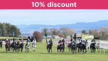 Save at Hexham Races with Go North East