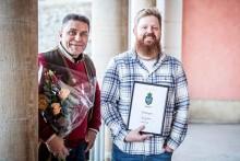 Lufttorkad orökt mufflonsalami på urdjur ska representera Blekinge i Matverk 2018