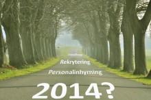 Bemanningsbarometern – Q1 2014