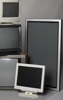 Skrotade datorskärmen sparar en mil i bil