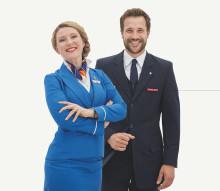 Air France og KLM girer opp i Norden