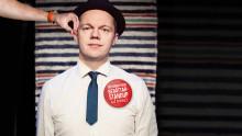 En av landets populäraste komiker och berättare kommer till Luleå