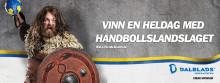 Dalblads – Stark sponsor av Svenska Handbollslandslaget