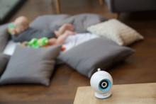 D-Link lanserar babykamera med tillhörande app