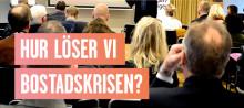 Pressinbjudan: Seminarium om hur marknadshyror skulle påverka hyrorna i Halmstad