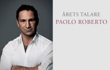 Paolo Roberto årets talare inspirerar konferensen på Körunda
