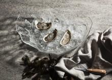 Generöst serveringsfat gav glas-stipendium från Svenskt Tenn