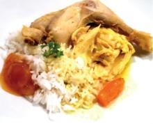 Sigtuna bjuder på recept på höna nr 7: Klassikern Höna i Curry