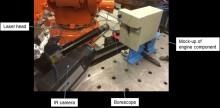 Nu finns ny metod för att automatiskt upptäcka svetsdefekter på flygmotorer