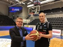 SunPine ny sponsor till Luleå Basket
