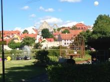 AkzoNobel är i Almedalen för att bidra med kunskap om hur kemi bygger Levande städer