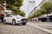 Neuzulassungen im September: Mitsubishi Motors ist stärkste japanische Marke auf dem deutschen Privatmarkt