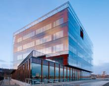 Värderingar som grund för arkitekturen - Semrén & Månsson bakom Semcons nya huvudkontor