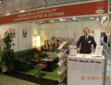 Tallinn FoodFair showcased Haaga-Helia Hospitality Competence Center