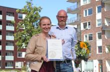 Fullriggaren belönat med Gröna Lansen