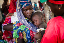 Afrikas hurtigst voksende flyktningkrise