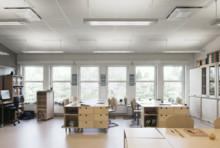 Nytt bidrag för bättre ljus i skolan