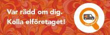 Kolla elföretaget - Elsäkerhetsverkets kampanj i digitala medier