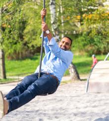Musa om att vara utländsk förälder i Sverige