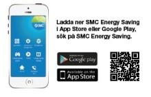 SMC lanserar Energy Saving App