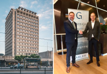 Gabler velger Indekshuset på Solli plass som lokasjon for sin kompetansebedrift.