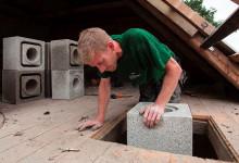 Montér din egen skorsten med nyt byggeklodsprincip