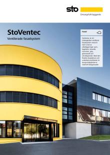 StoVentec - ventilerade fasadsystem