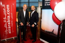 Premiere for Air Arabia Maroc between Agadir and Stockholm