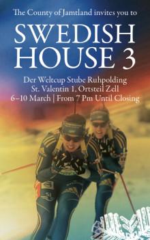 Swedish House Rupholding - tema Skidskytte-VM Östersund 2017