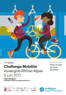 #Panalpina Lyon relève le défi Mobilité #challengemobilite : Pour un jour ou tous les jours !