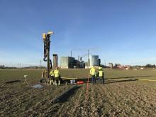 Förundersökningar inför världens största högtemperaturlager för fjärrvärme har påbörjats i Linköping