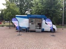 Beratungsmobil der Unabhängigen Patientenberatung kommt am 25. Oktober nach Uelzen.