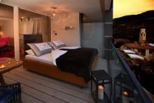 Schlafen unter Sternenhimmel im Adults Only Hotel Preidlhof