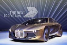 BMW VISION NEXT 100: Fremtiden for ren køreglæde