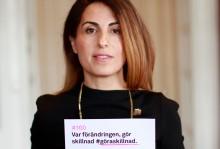 Raoul Wallenbergpriset 2017 går till Mariet Ghadimi, grundare av TRIS