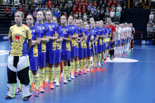 Debutant med i damlandslagets trupp till Euro Floorball Tour