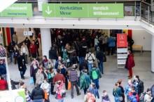 Werkstätten:Messe 2014 - Produkte und Leistungen für eine inklusive Arbeitswelt