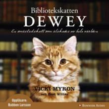Anna recenserar: Bibliotekskatten Dewey av Vicky Myron