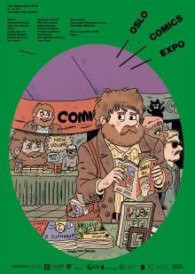 Møt norske og internasjonale tegneseriestjerner på Oslo Comics Expo