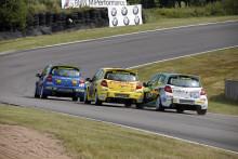 Toppracing när Wernerson vann igen i Clio Cup JTCC